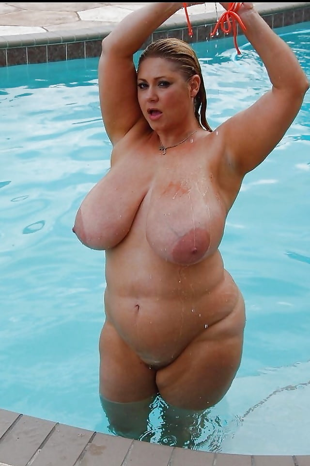 Swimming nude bbw — 14