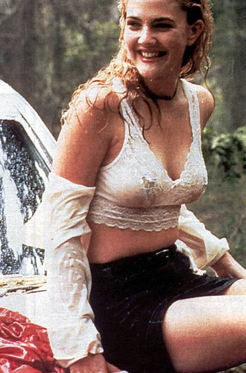 Drew barrymore fucking with other girl — photo 15