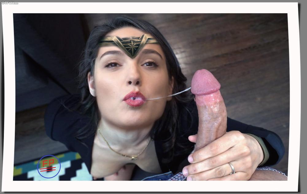 Porn fake gal gadot Gal Gadot