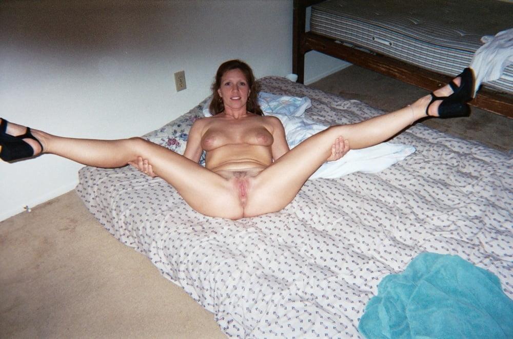 Naked college sluts spread eagle