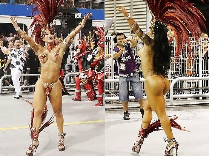 Выебали телочку на карнавале в бразилии — 1