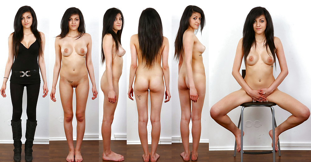 Czech nude girls