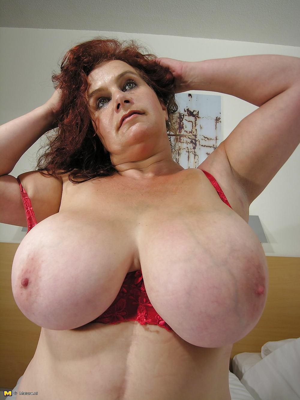 Older Women Huge Boobs