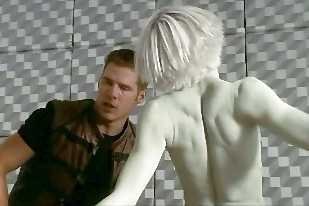 Has gigi edgley been nude #4