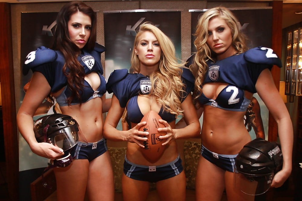 Jaime Edmondson In The Ultimate Nfl Babe Gallery