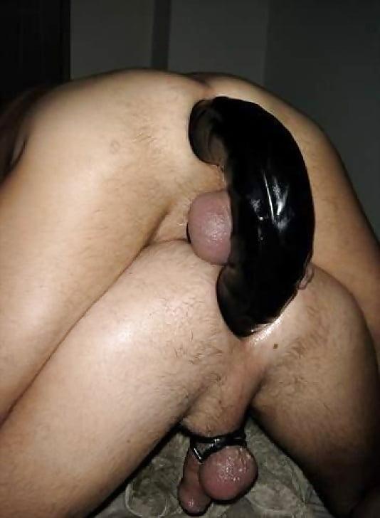 Как ввести фаллос в анал мужчине