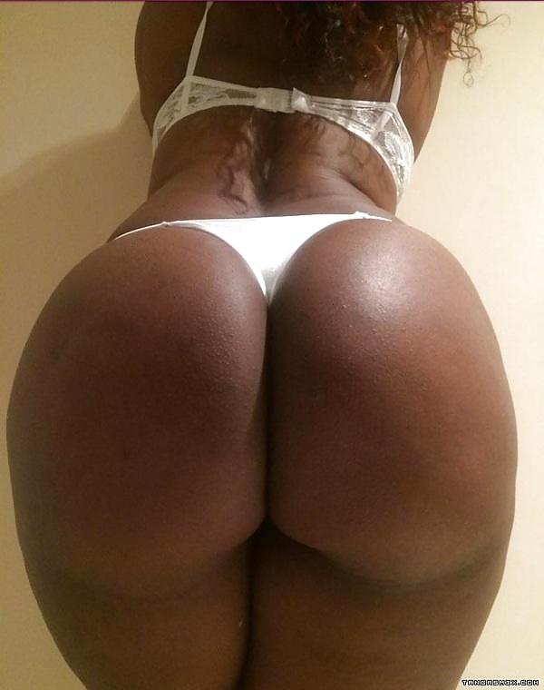 Big black booty selfies-3442