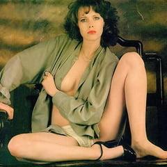 Sylvia Kay  nackt
