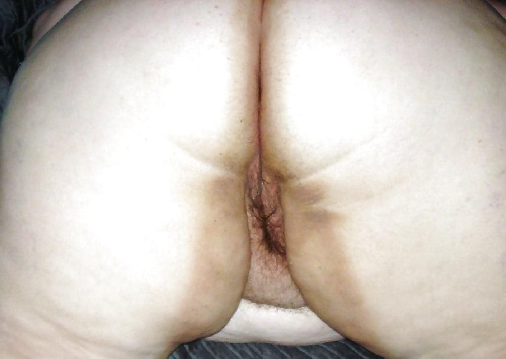 Real mature bbw belly ass