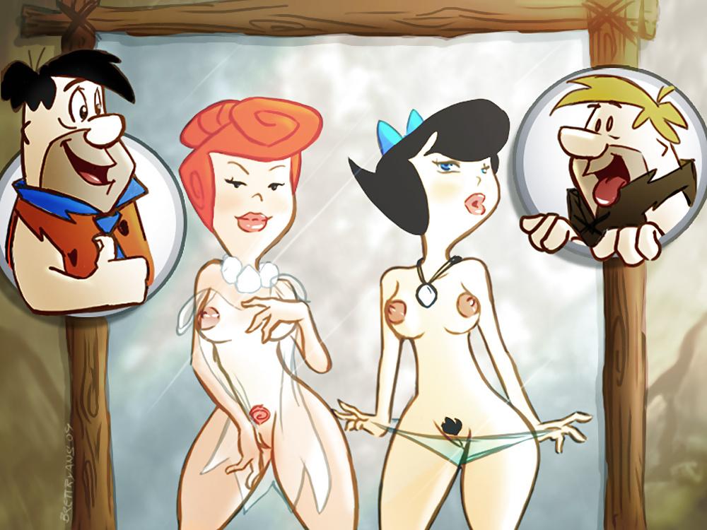 Flintstones porn photo