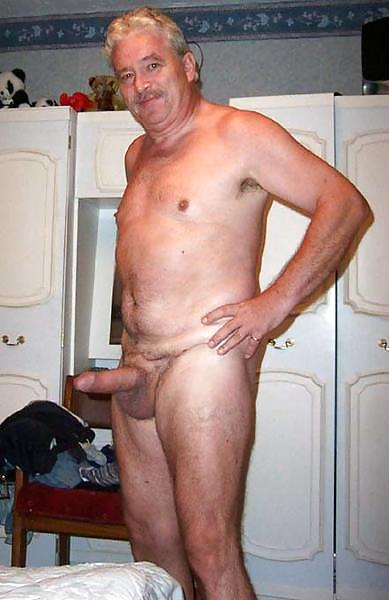Pics of old naked men