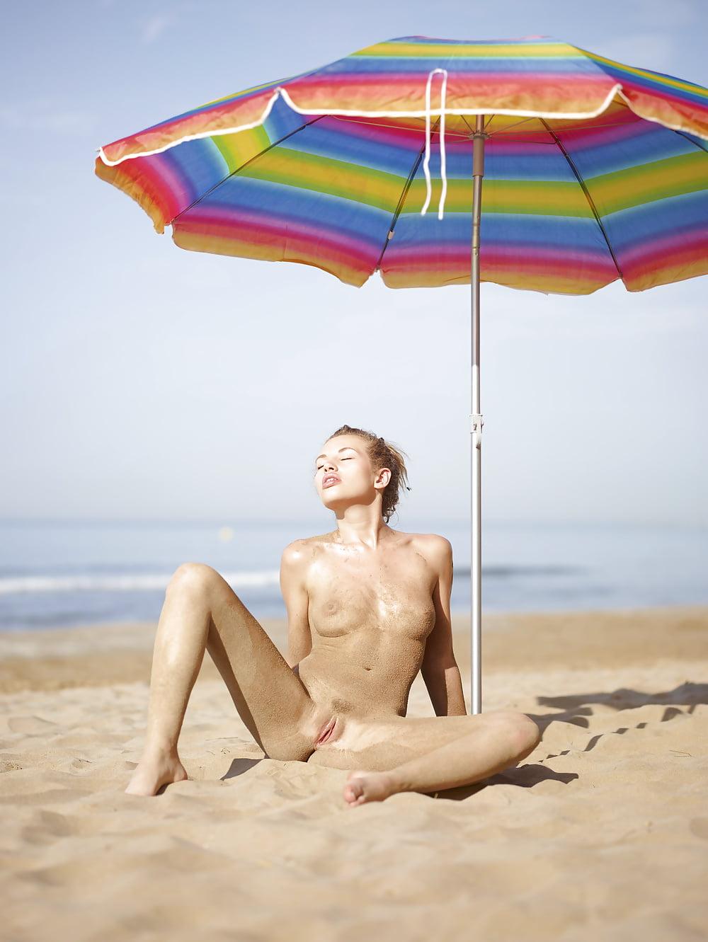 White beach porn