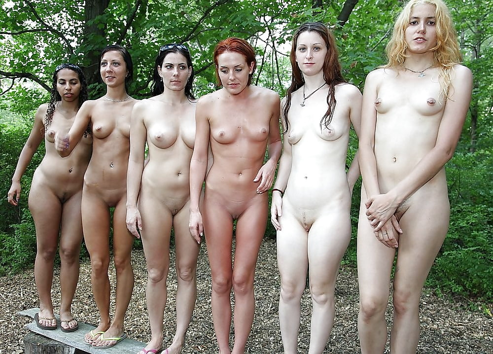Naked Girl Group 152 - Ruski Nudisti Naključni Pics - 65-5978