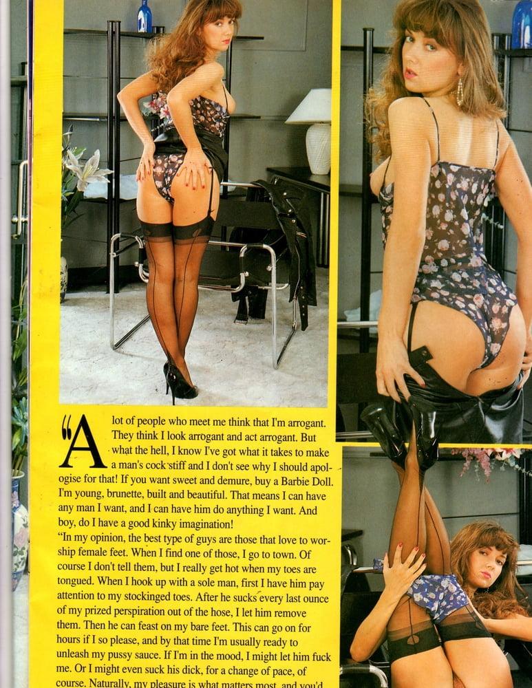 Eros Magazine (UK) Legs - FF Stockings