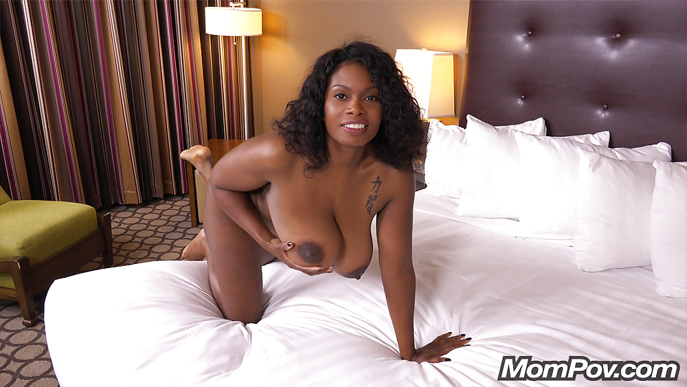 Mature ebony pov