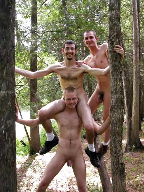 Weekend Summer Camp For Nude Men