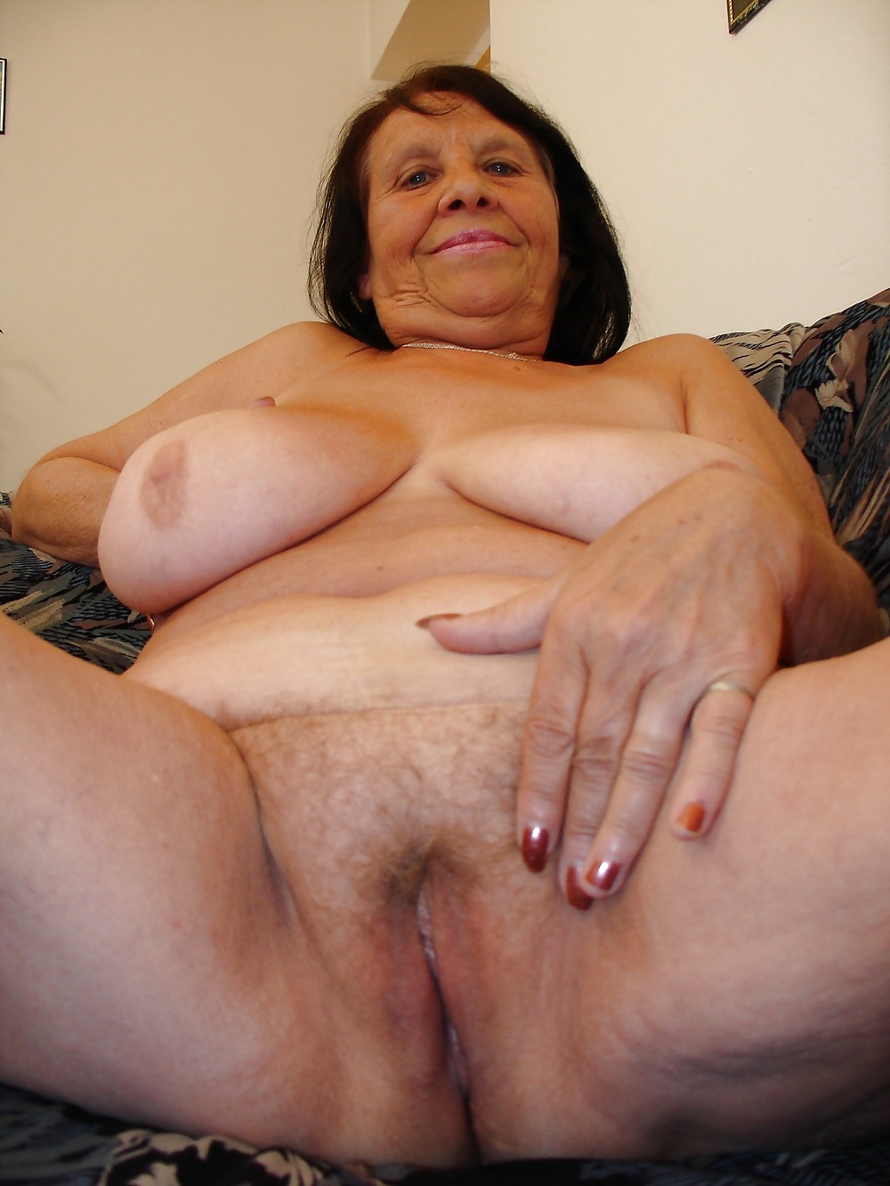 Big Ass Granny Interracial