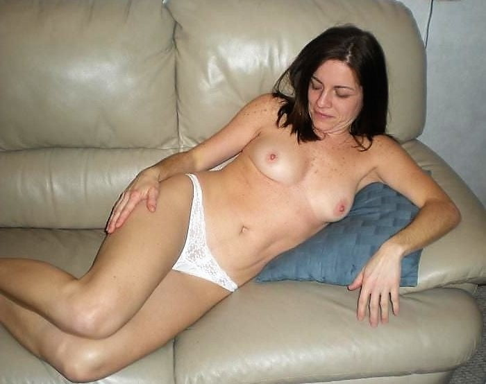 Cute strip wife