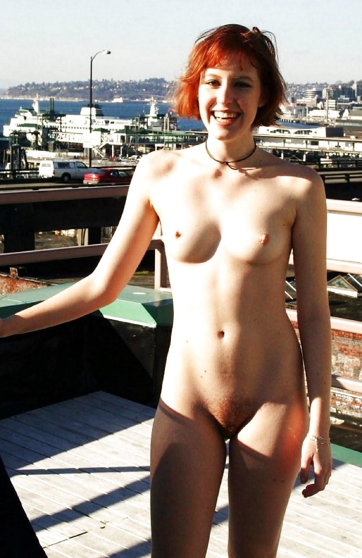 Nude hairy redhead women-1291