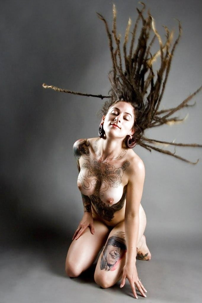 Nude Girls With Dreads