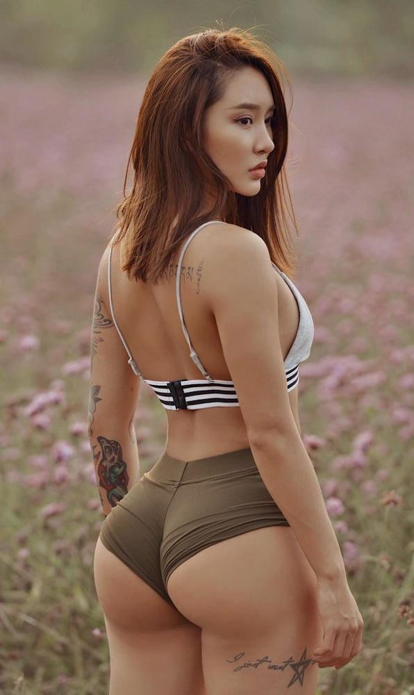 Фото пышных задниц китаянок — img 11