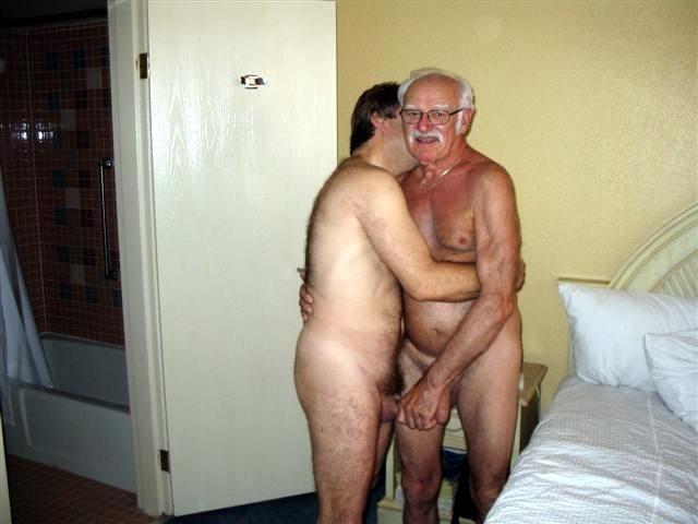 Gay Grandpa Sucks