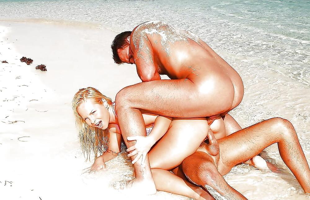 старые киски, горячий секс с блондинкой на пляже все