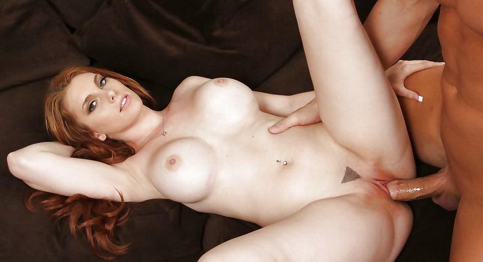 Redhead milf big tits porn pics