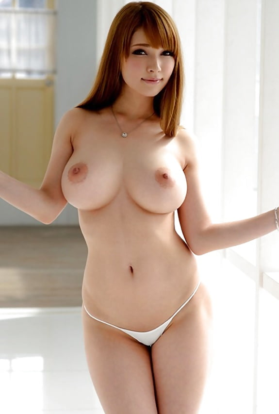 Japanese model big boobs, sexy naked asian milf