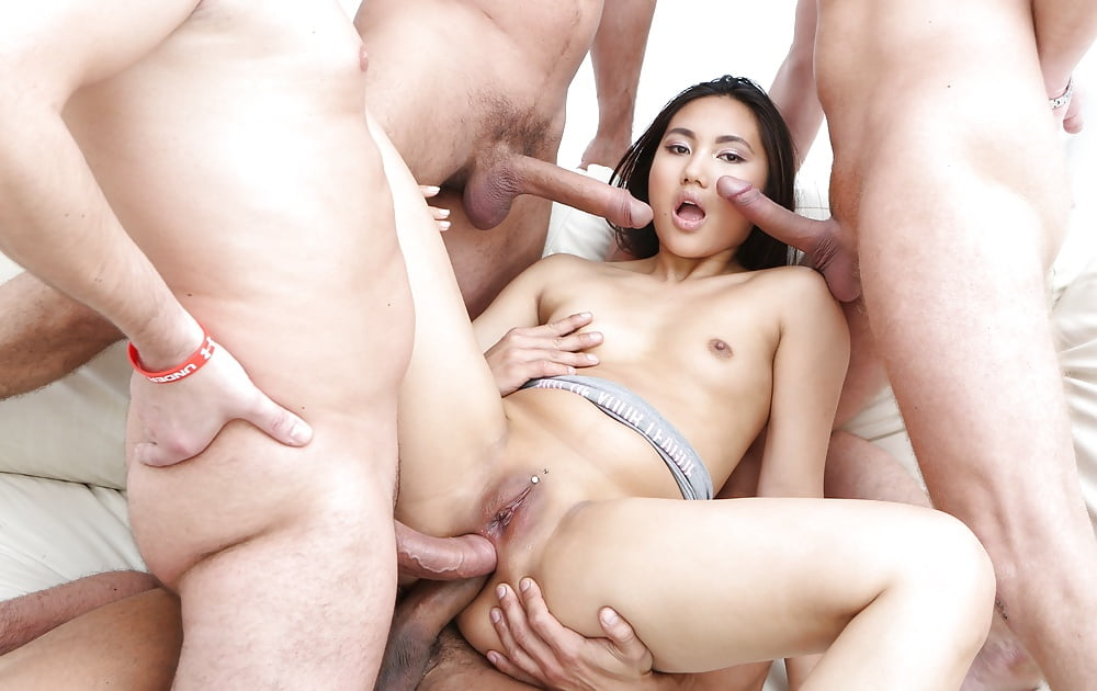 Young asian gangbang young asian girls porn