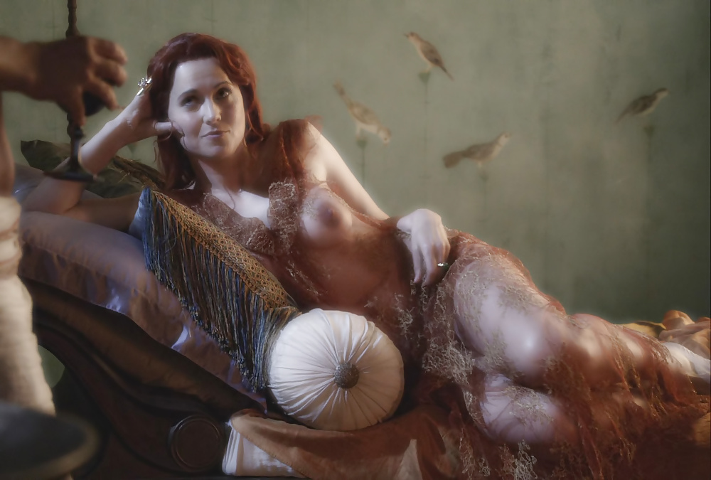 Lucy lawless, viva bianca nude in spartacus