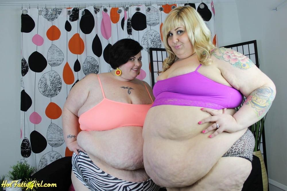 Hot fatty girl ivy belly 12