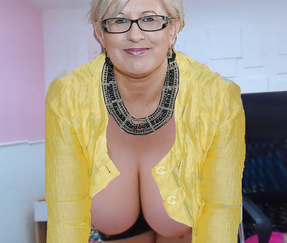 That Busty German Faked! - 8 Pics
