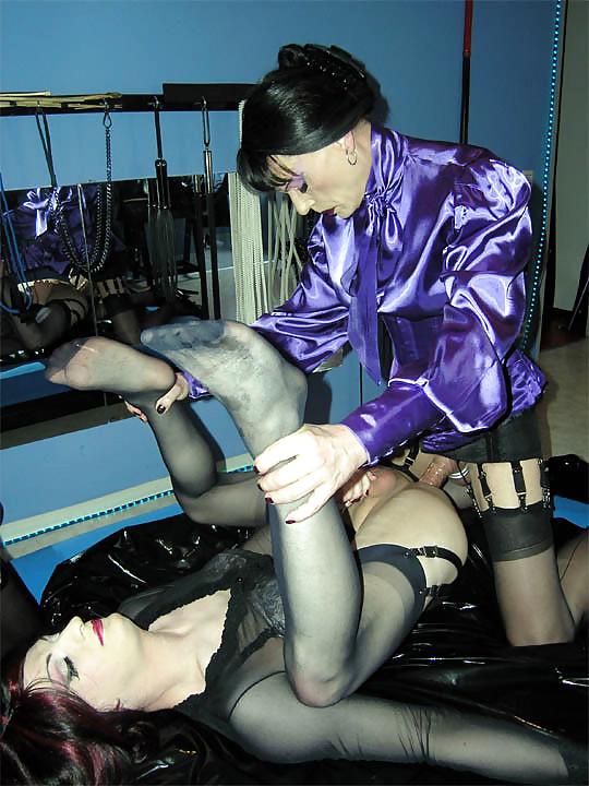Stodolski recommend Leggy mistress pussy lick by slave