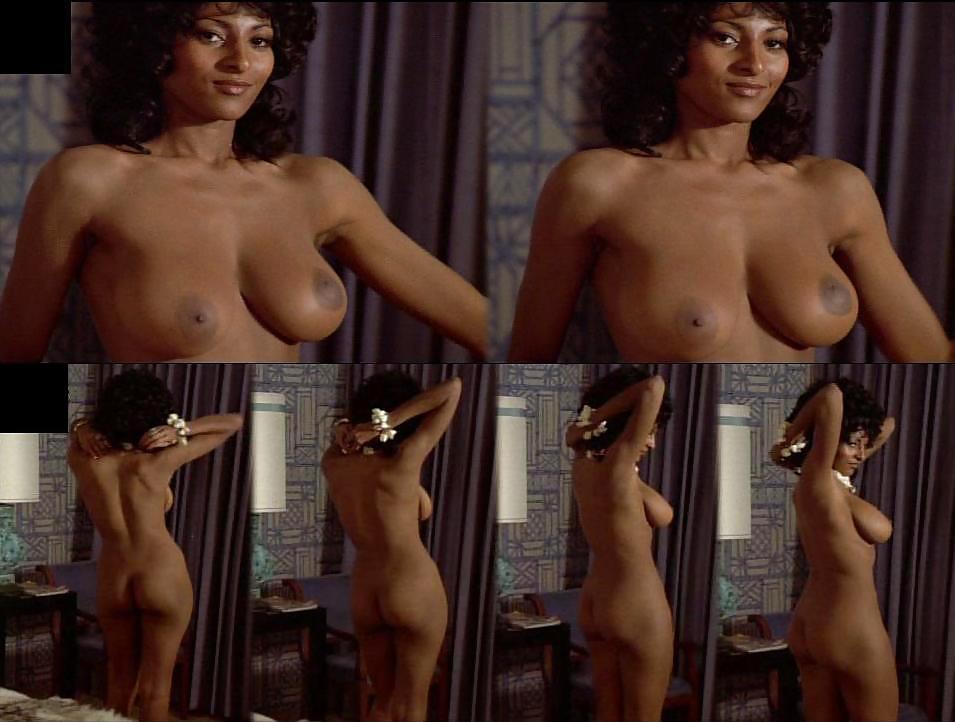 Pam Grier Saggy Tits