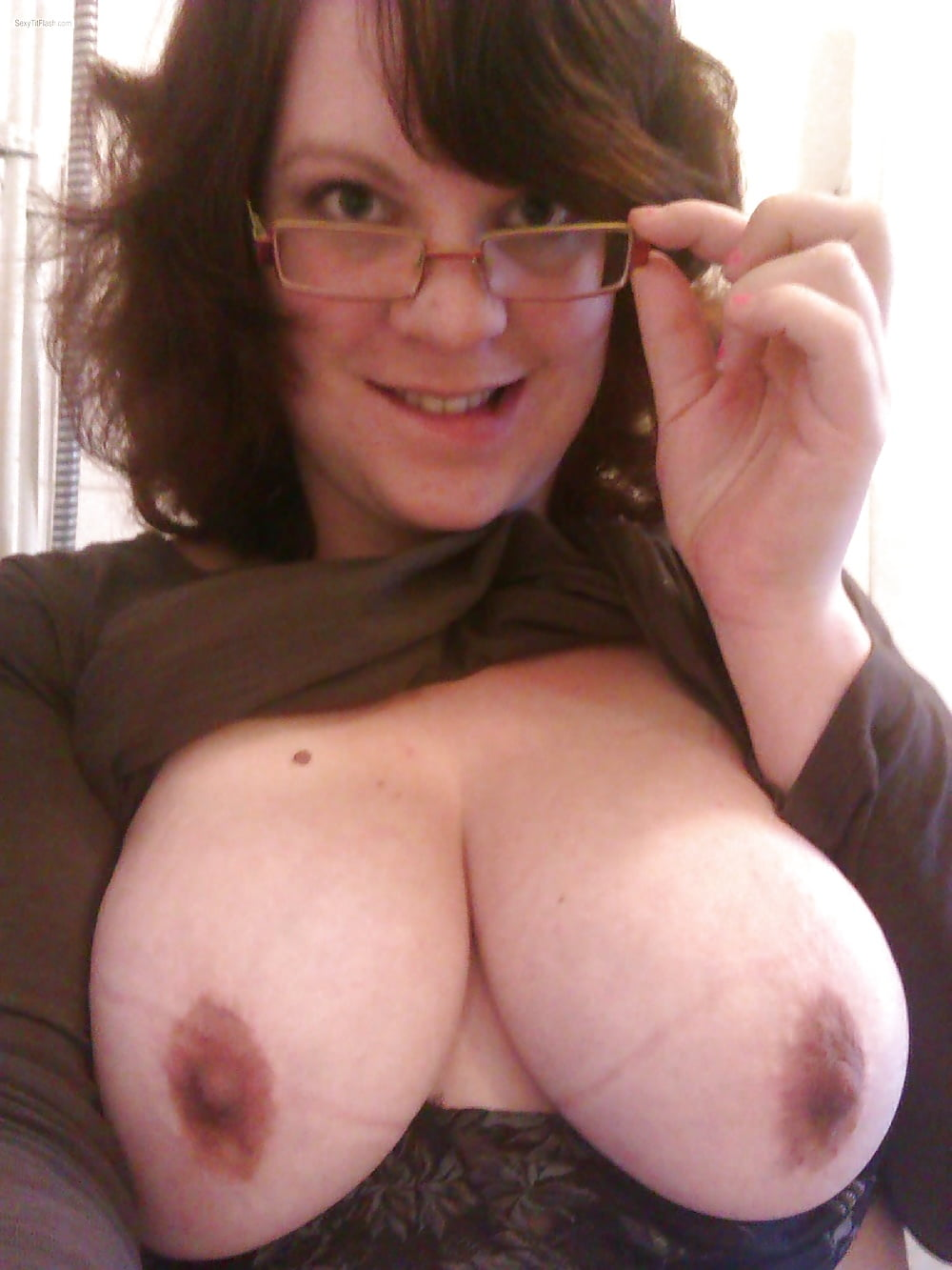 Ugly Ebony Girl Big Tits