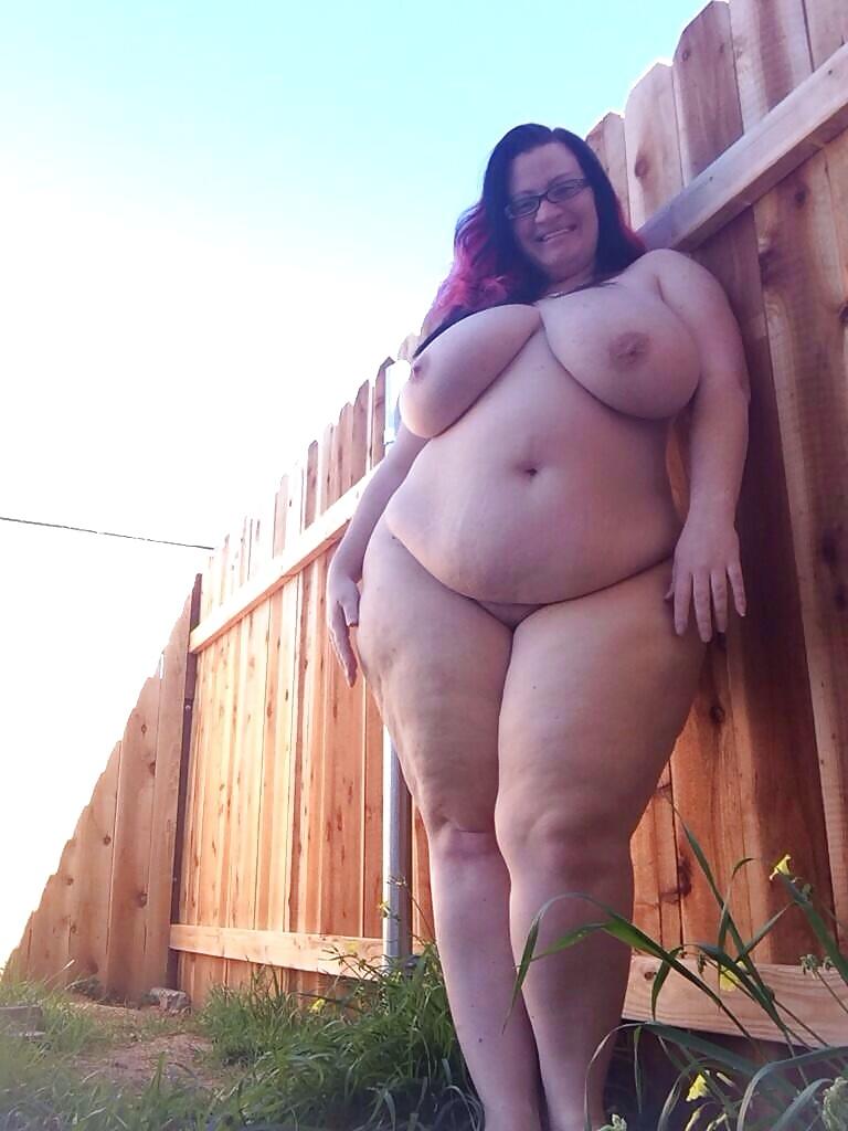 Фото зрелых жирных телок