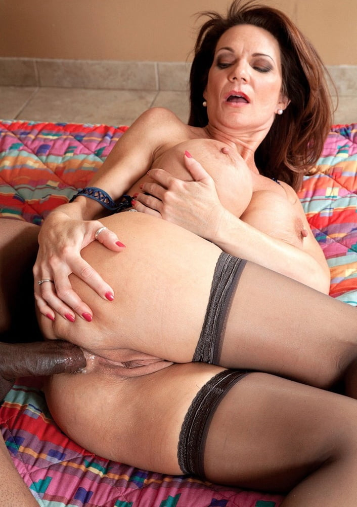 Mature women having sex with younger women