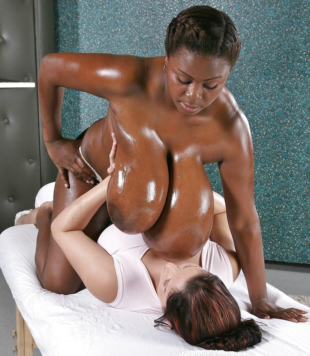 Big black tits hd porn-5764