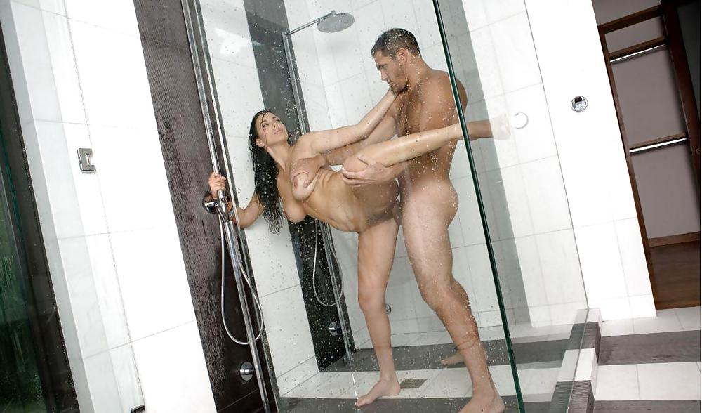 James walk-in shower sex sexy armenia