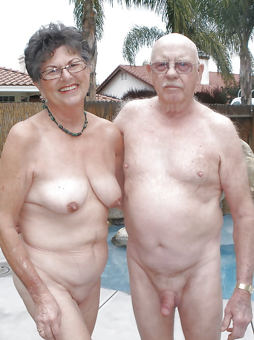 Amature nude grandparents — photo 5