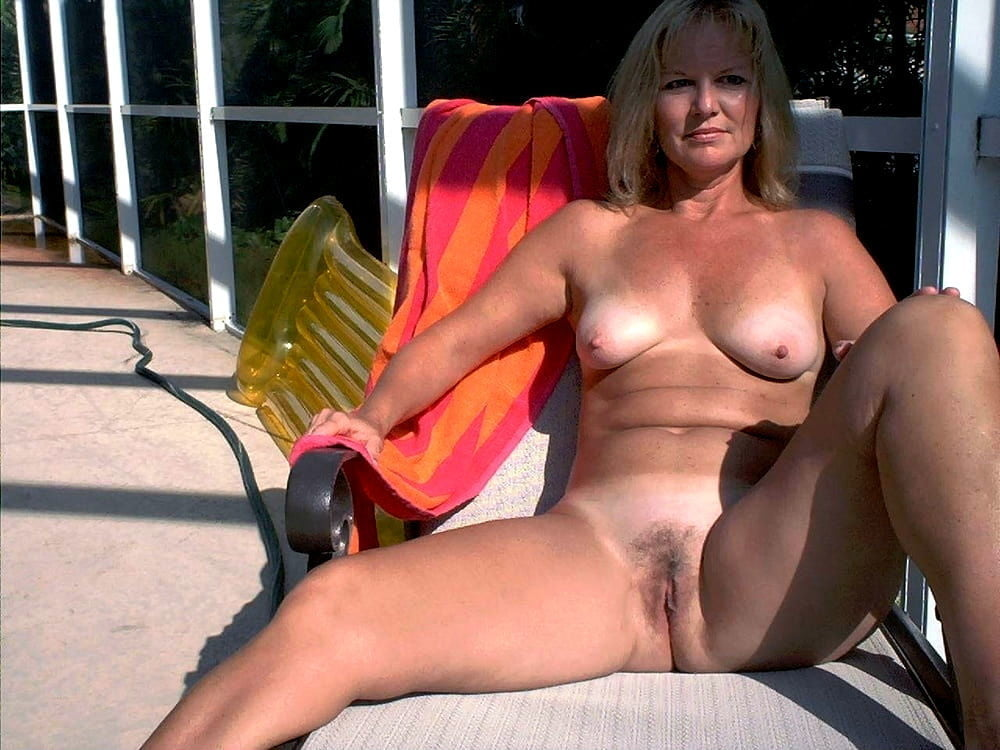 Naked fat old women
