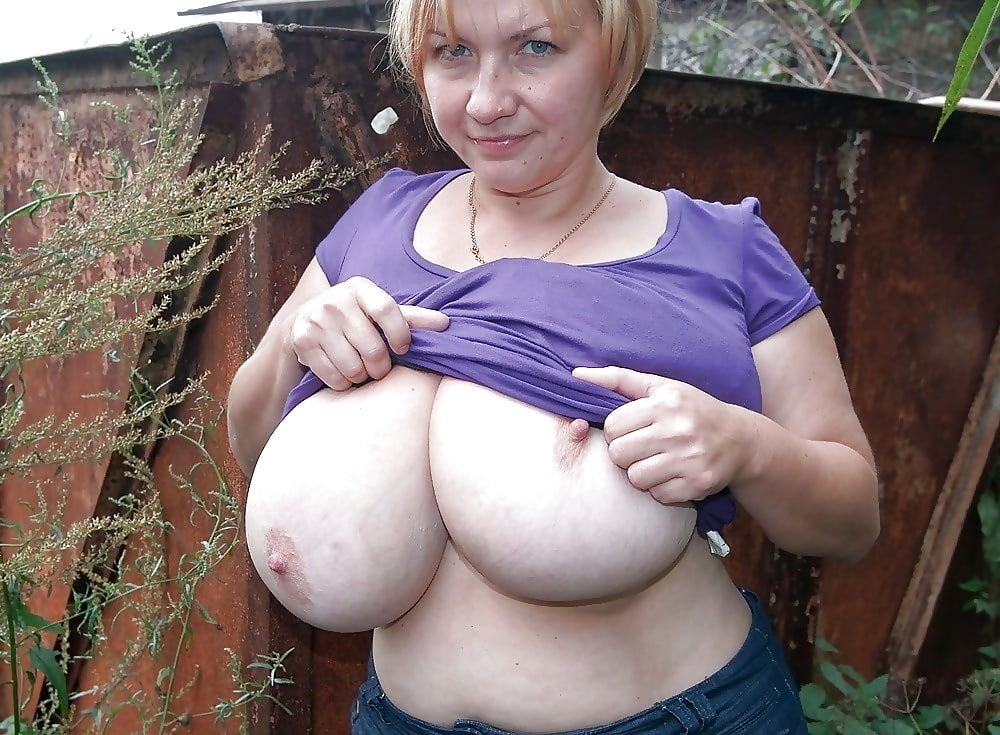 Порно фото натуральные деревенские сиськи — img 10