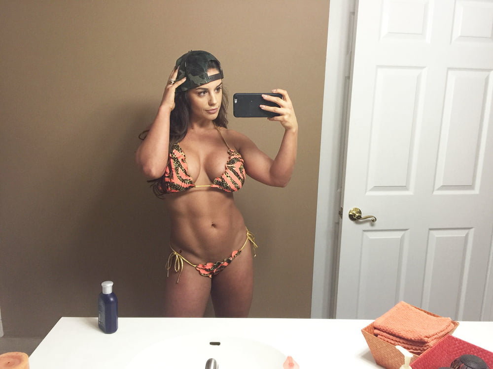 Pictures of wwe kaitlyn naked with cum