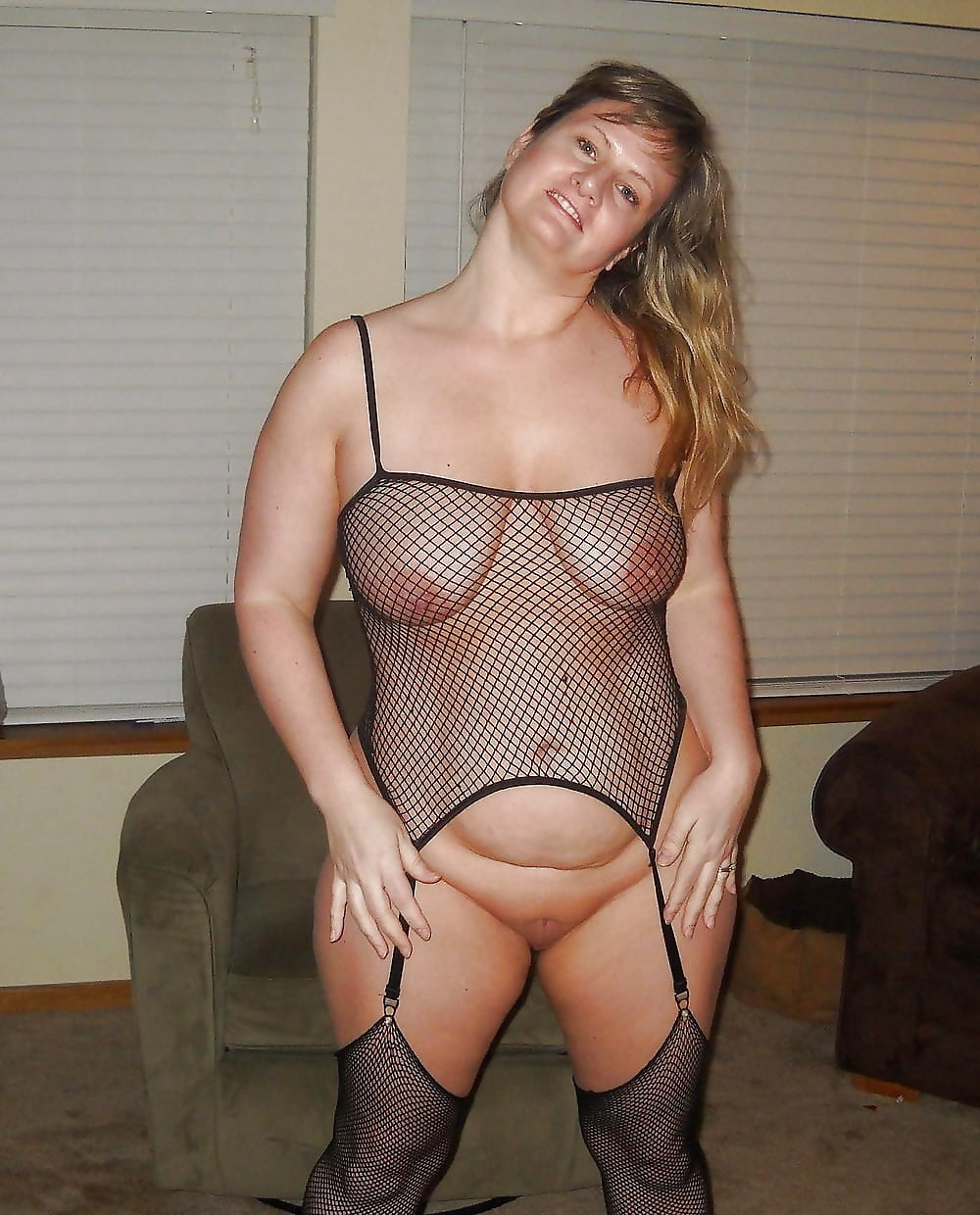 Mature nude mexican moms in see through — photo 14