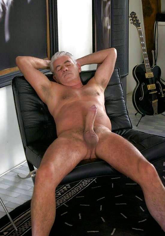 Hot naked mature men movies
