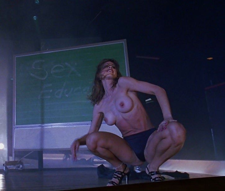 Tonie perensky nude pics and pics
