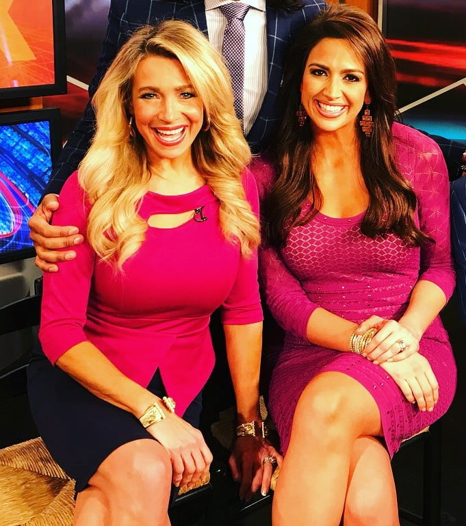 Sexy News Anchor Stefani Schaefer - 21 Pics