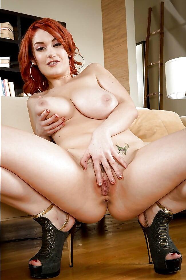 redhead-porn-stars-pussy
