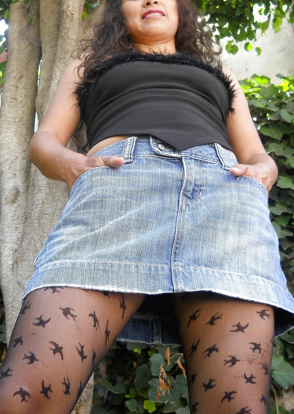 Pantyhose sexy milf-4709